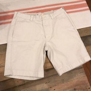 J Crew White Shorts Size 32 Like New